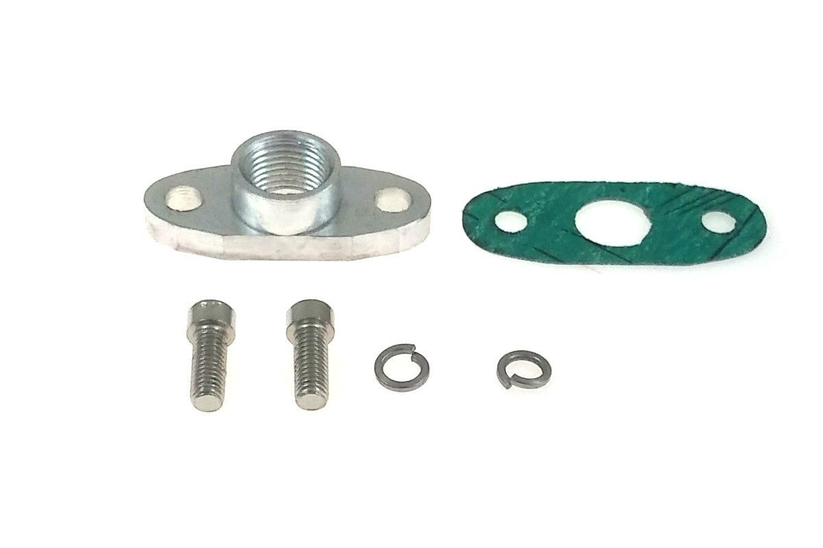 Adapter przewodu olejowego 1/2NPT GT32 GT37 GT40 GT42 GT45R GT55R - GRUBYGARAGE - Sklep Tuningowy